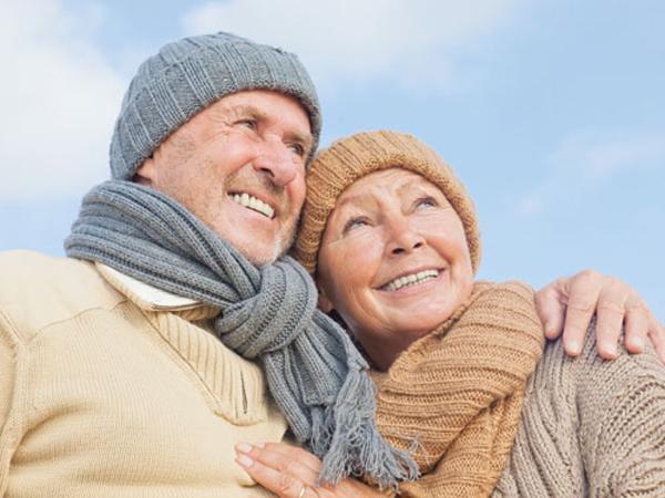 Lưu ý chăm sóc sức khỏe người cao tuổi khi trời trở lạnh 1