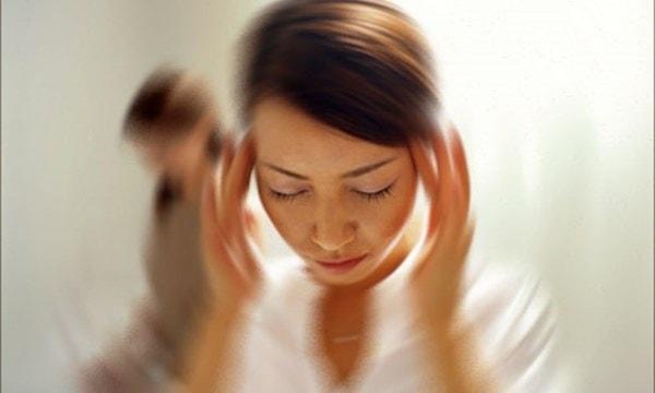 Chóng mặt - Triệu chứng bệnh cao huyết áp