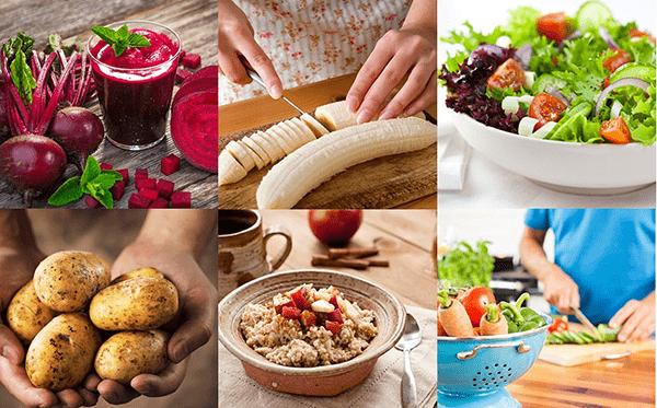 Các thực phẩm người bệnh cao huyết áp nên ăn