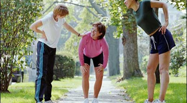 Nguyên tắc khi đi bộ dành cho người bị thoái hóa cột sống