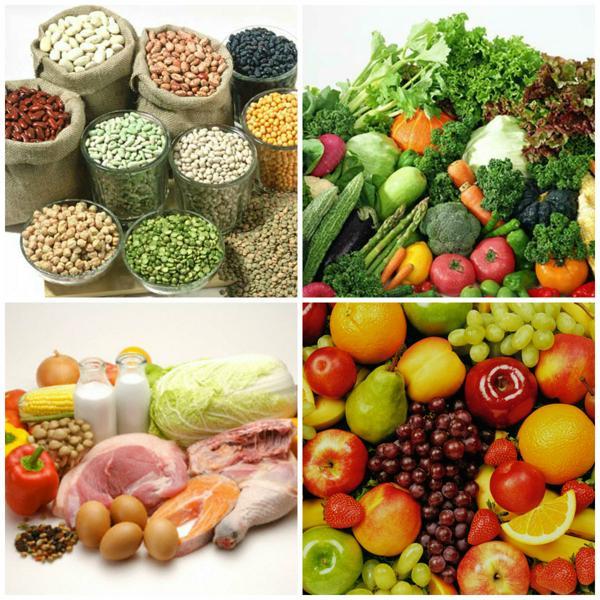 Sử dụng rau củ là một cách hiệu quả giúp cân bằng huyết áp