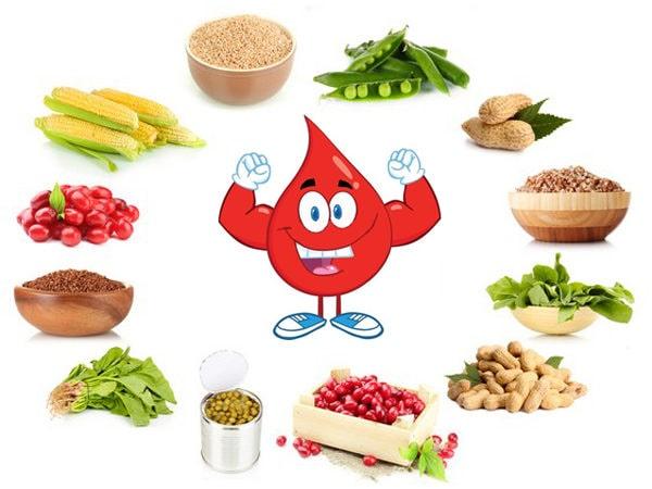 Những thực phẩm tốt cho người hay bị tụt huyết áp