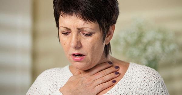 Triệu chứng khó thở có nguy hiểm không? Làm thế nào để phòng tránh? 2