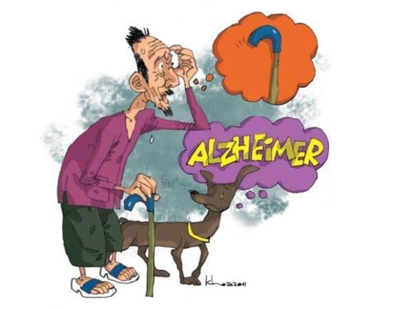 Đãng trí là bệnh cực kỳ phổ biến ở người già