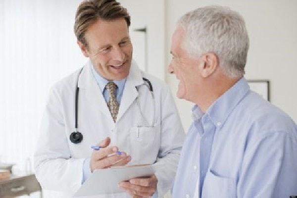 Khi phát hiện bệnh cần đến ngay cơ sở y tế để khám và chữa trị