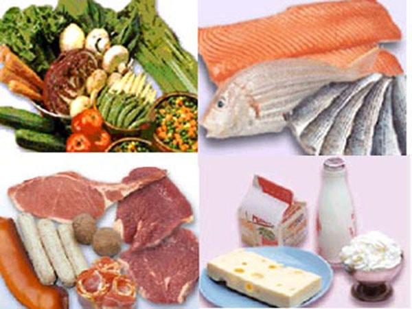 Thực phẩm bổ sung canxi cho người già 1