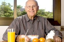 Thực phẩm bổ sung canxi cho người già
