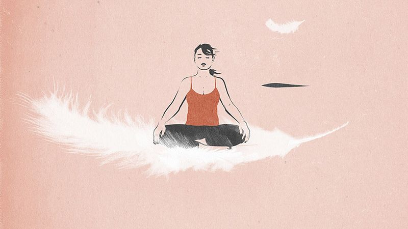 Thiền - biện pháp khiến cơn nóng giận biến mất