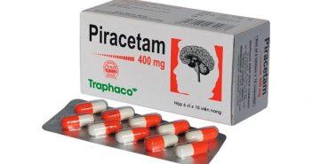 Các tác dụng phụ khi dùng thuốc Piracetam - Cẩn trọng khi sử dụng