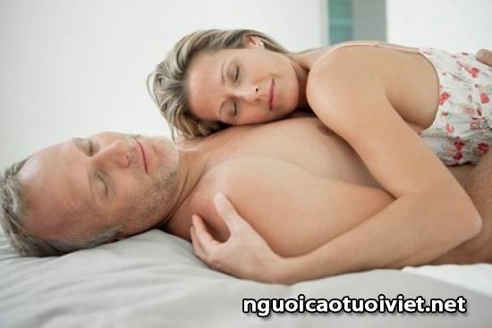 Những thay đổi về tình dục khi nam giới có tuổi