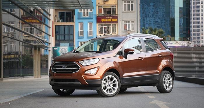Nên mua Ford Ranger hay Ford Ecosport?