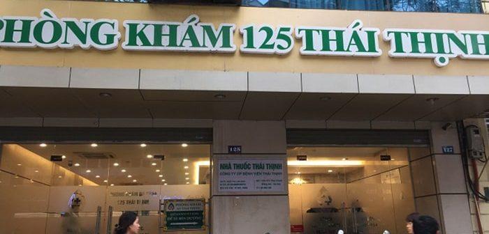Phòng khám phụ khoa Thái Thịnh có tốt không?