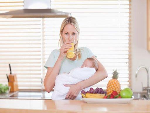 Chế độ ăn uống hợp lí để giảm stress