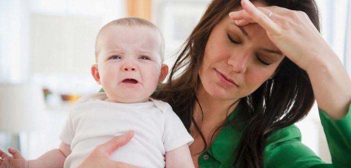 Tác hại của stress sau sinh và cách phòng tránh