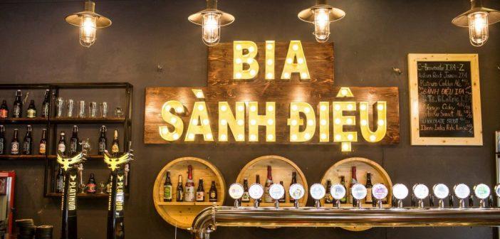 Bia sành điệu - nhà hàng bia uy tín tại Hà Nội