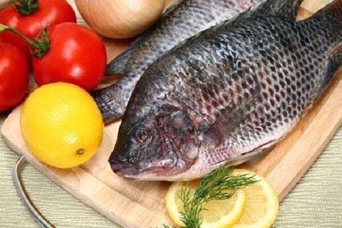 Bà bầu ăn cá rô phi sẽ tăng cường canxi giúp xương chắc khỏe, hạn chế đau nhức